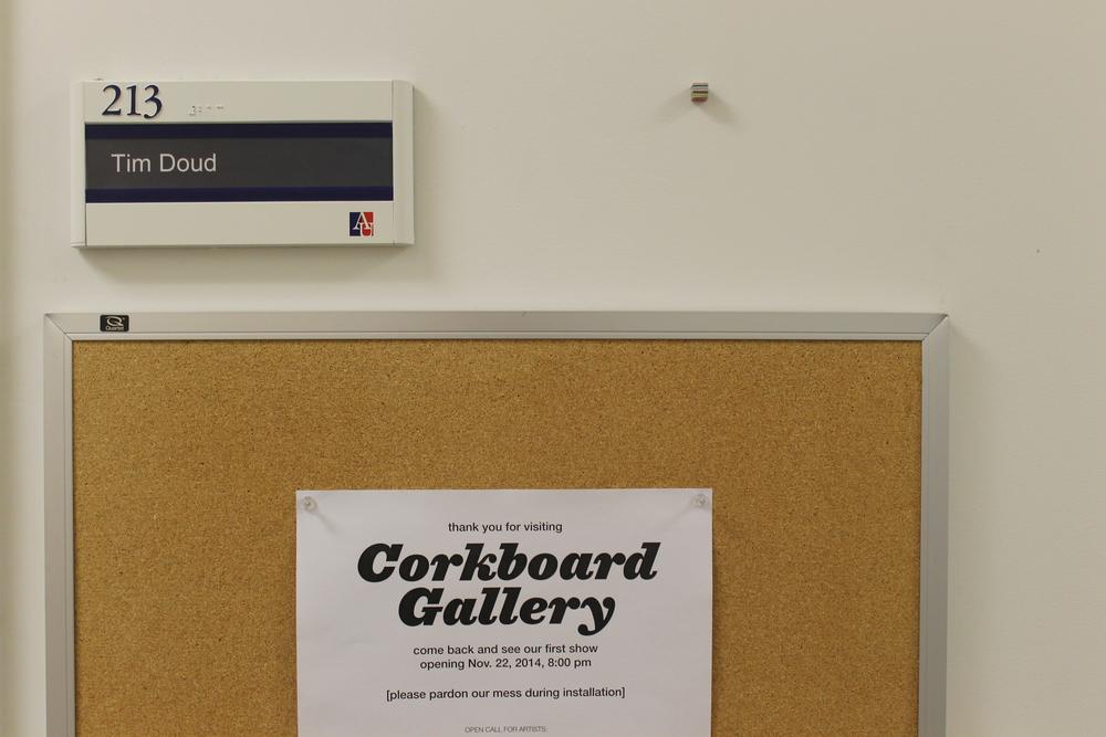 Tim (Inspired a Corkboard Gallery)