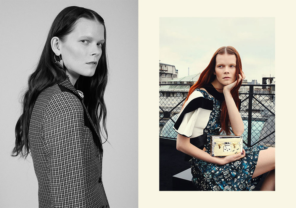 Telegraph Fashion Story in Stella styled by Charlie Harrington. Spread 5.