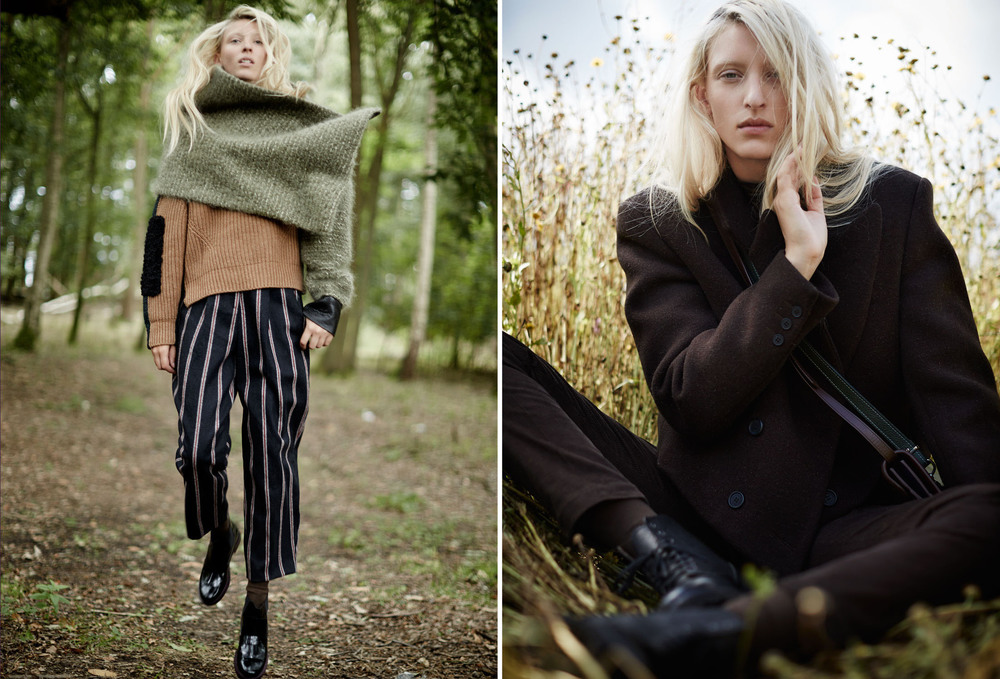 Telegraph Fashion story by Charlie Harrington. Photography Kate Davis Macleod.
