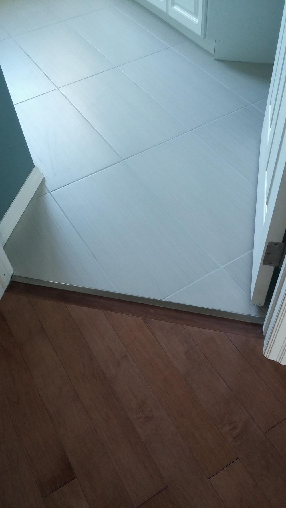 Flooring — SPR