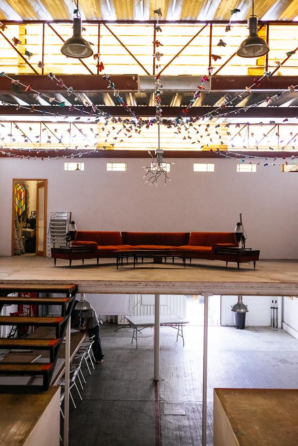 Multipurpose art space
