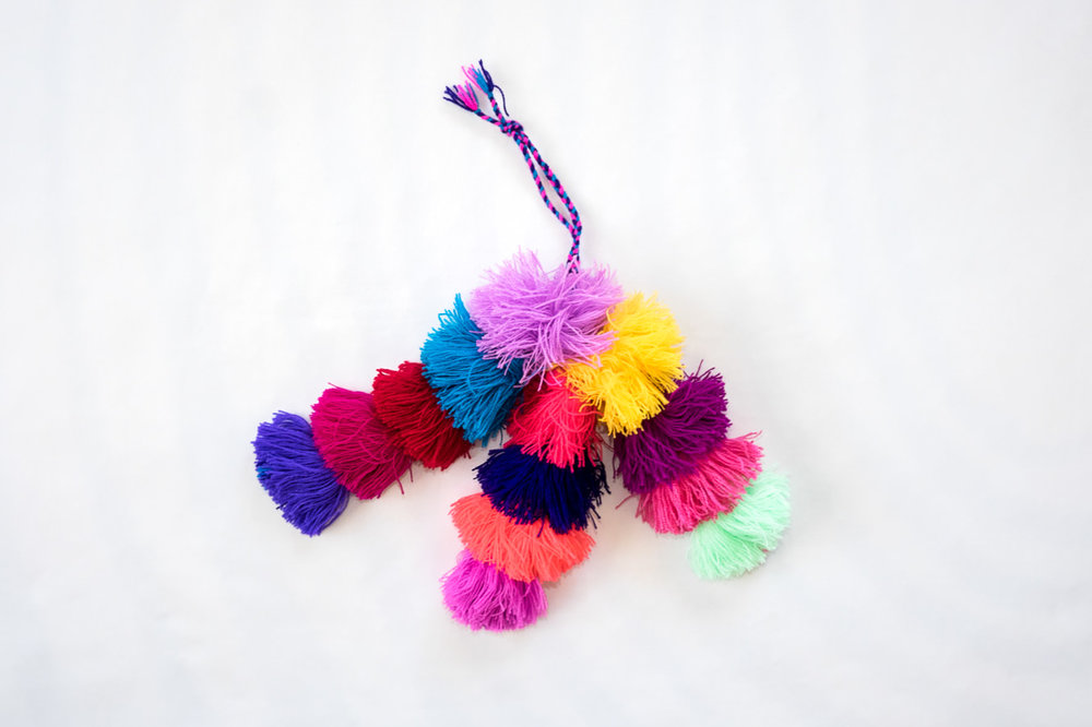 MEXICAN TASSELS   STATUS: IN STOCK