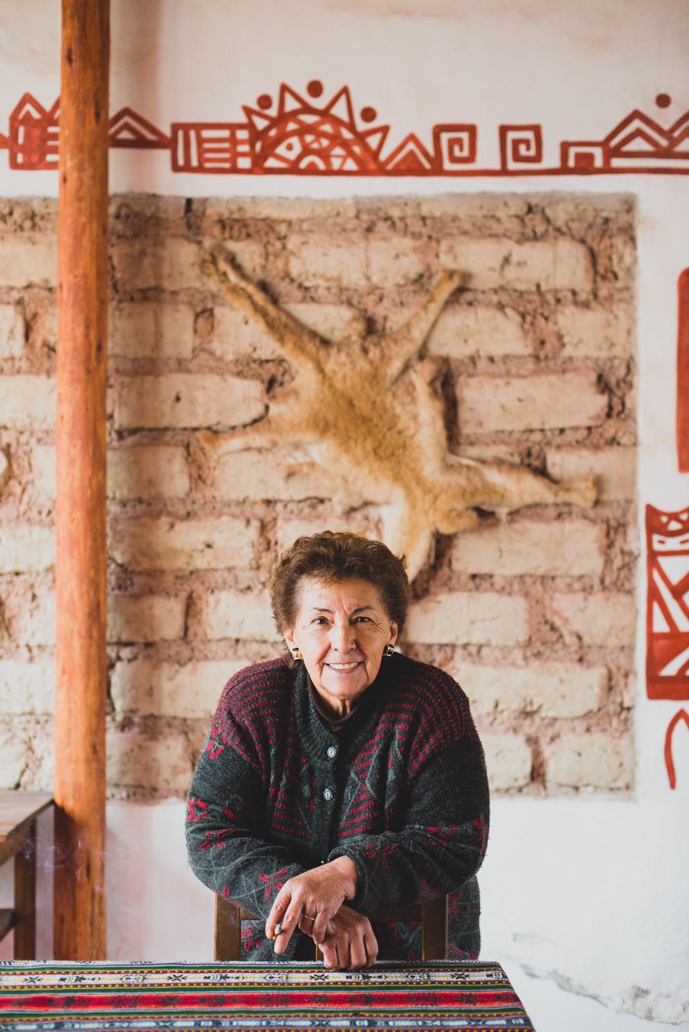 Bebe:  Hostel Owner - Juyuy, Argentina.