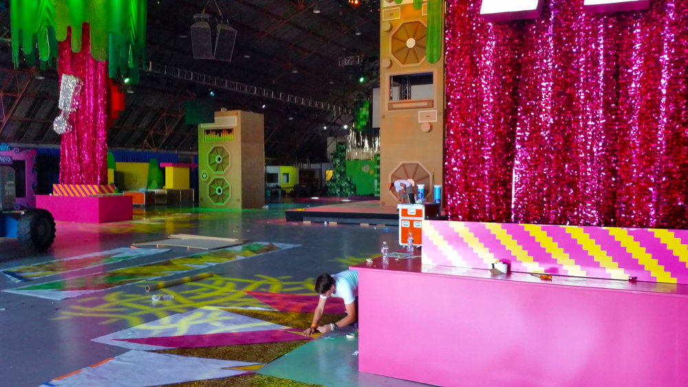 Nickelodeon_Kids' Choice Awards_Floor Graphics_John Brennan.jpg