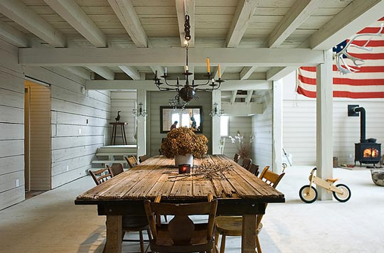 Lookslikewhite blog for Dutch style barn