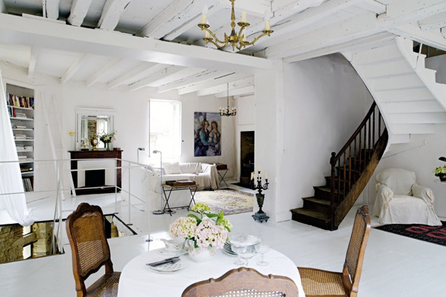 Lookslikewhite blog for French country house blog