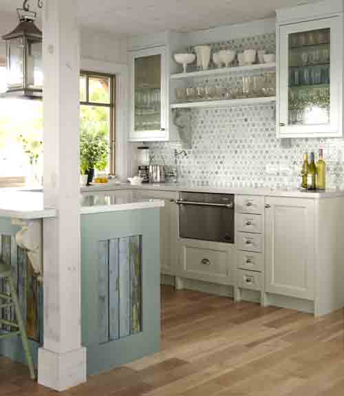 Country Gray Kitchen Cabinets: Lookslikewhite Blog