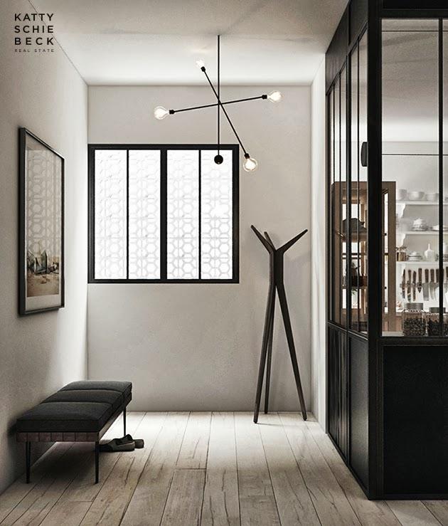 Lookslikewhite blog for Atelier maison verte