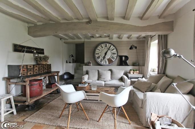 Lookslikewhite blog - Idee renovation maison ancienne ...
