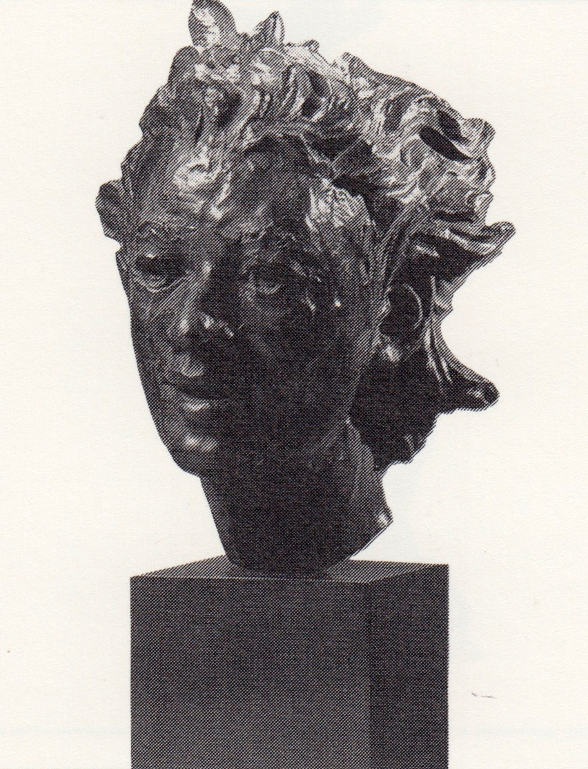 female head 1985 - 23""