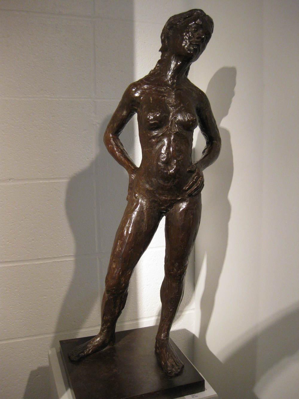 "Figure 1988 1988 - 29"" X 12"" X 10"""