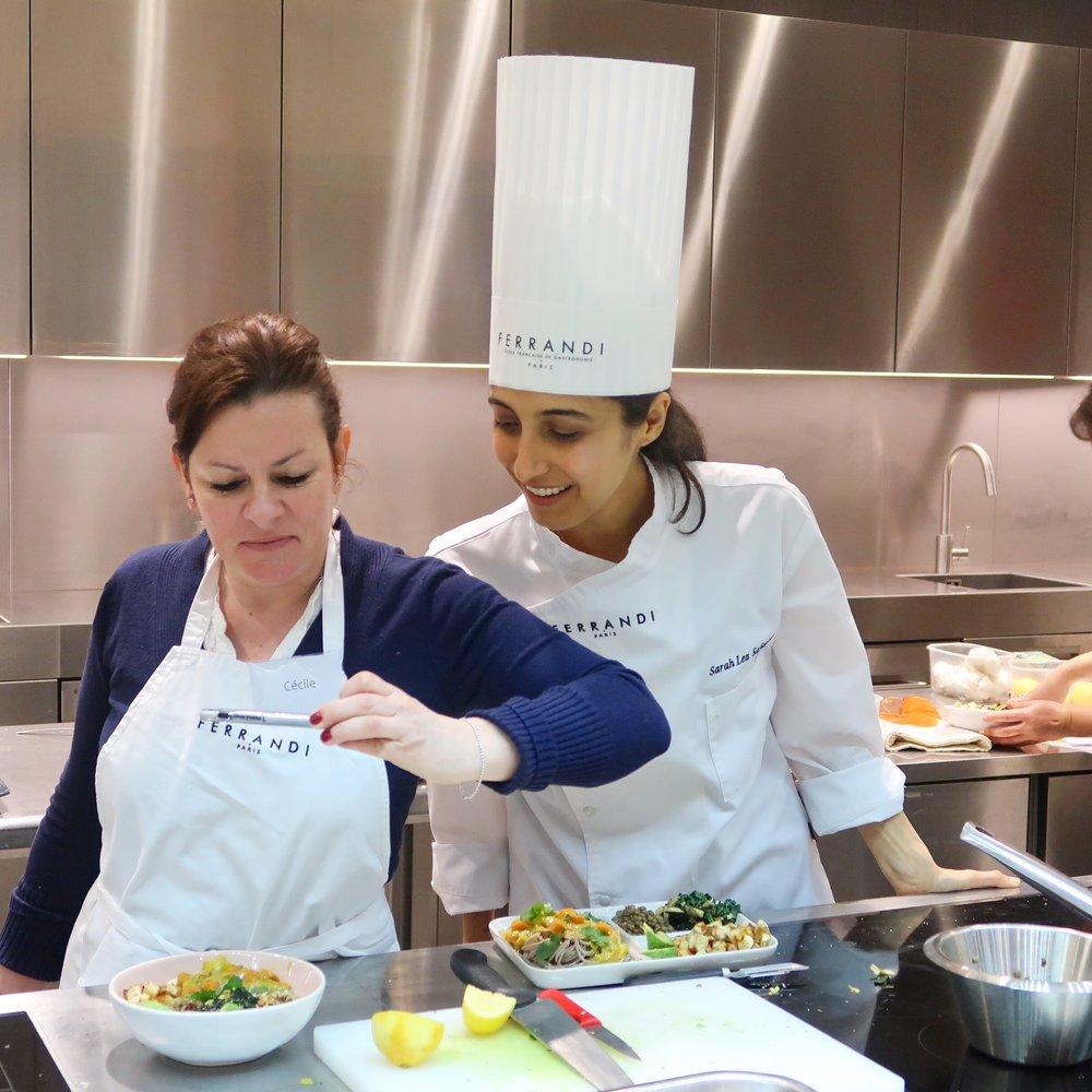 Ferrandi, L'Ecole Française de Gastronomie
