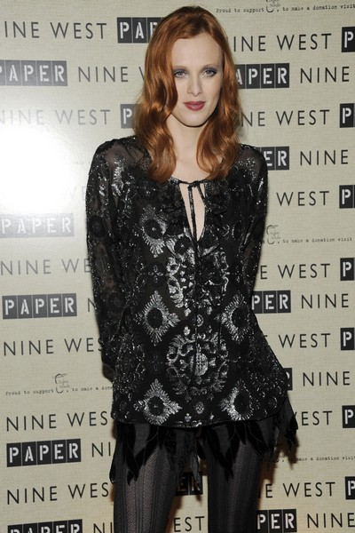Nine West Vintage America Collection Karen Elson Party (1).jpg