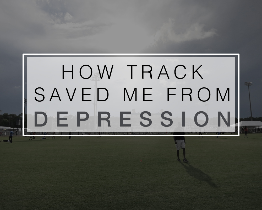 Track Saved Me From Depression - Actively Gemma