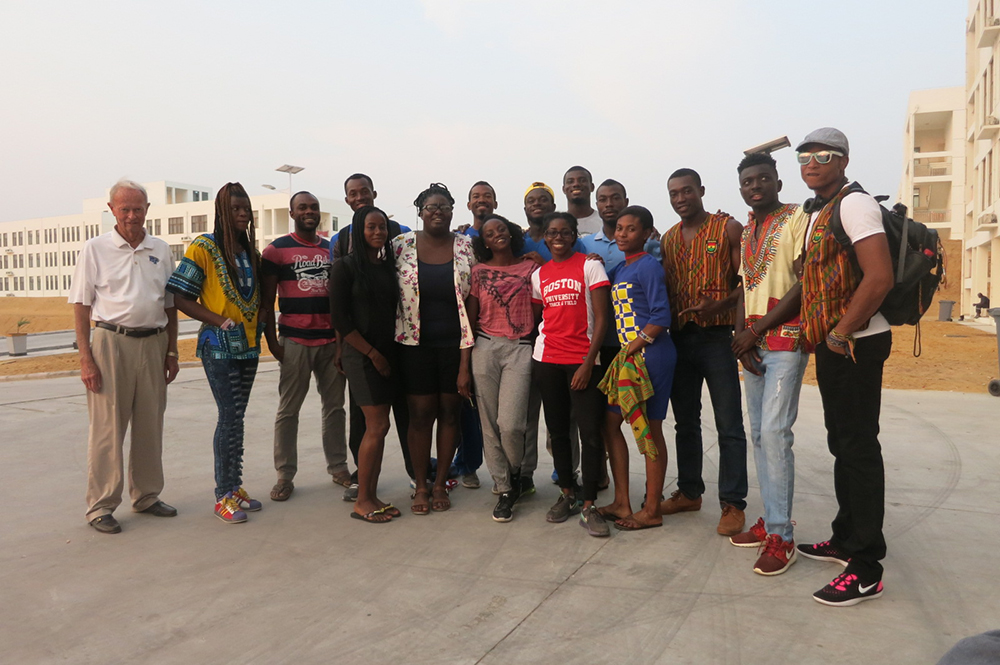 Ghana Athletics in Brazzaville 3
