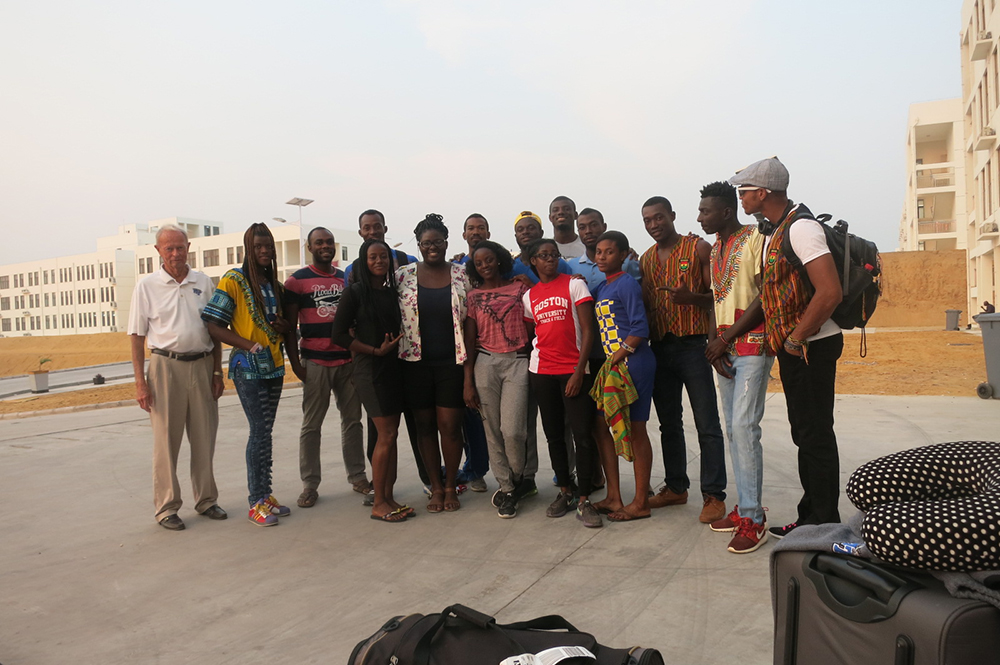 Ghana Athletics in Brazzaville 4