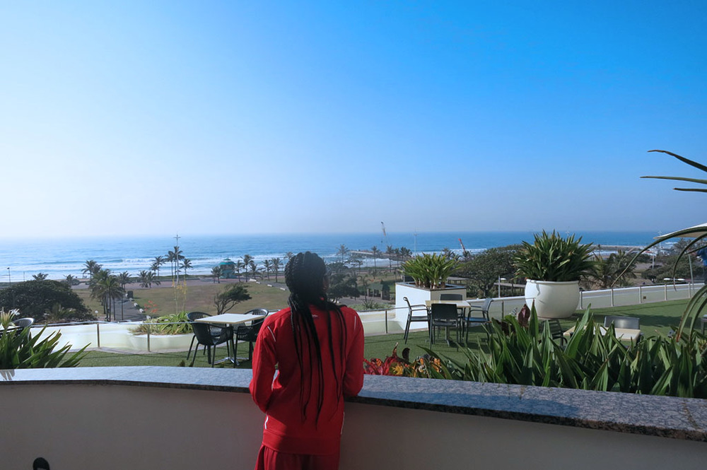 Hanging Out in Durban, SA during African Championships