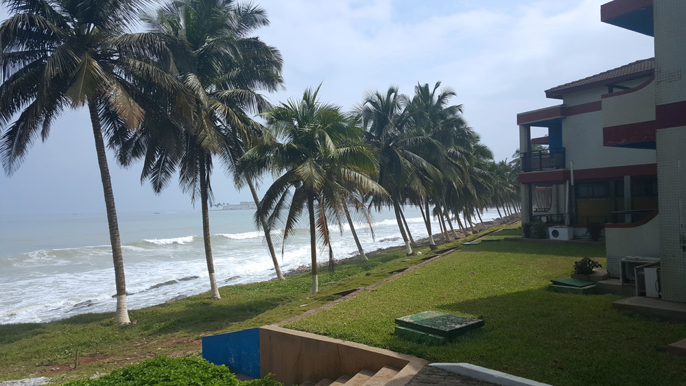 Elmina Beach Resort Ocean View