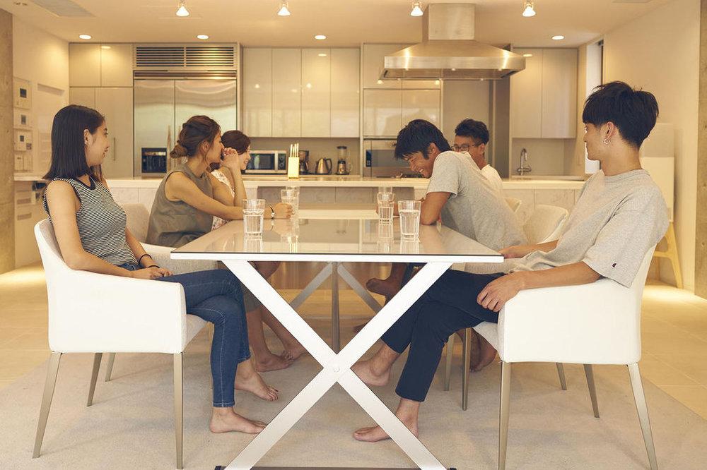 Terrace House .Photo: Netflix