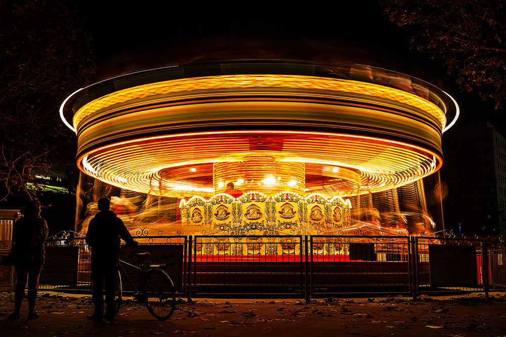 Merry Go Round London Southbank