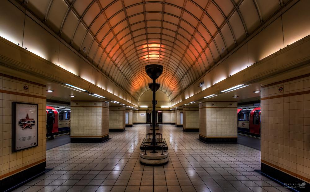 Gants Hill Underground