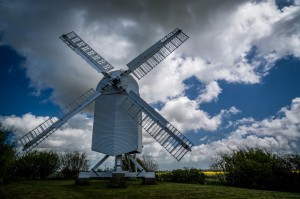 Chilindon Windmill