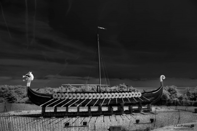 Viking Ship Pegwell Bay