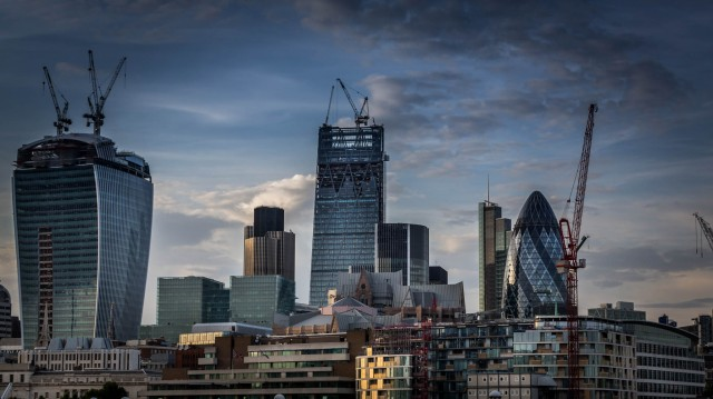 London's Walkie Talkie and Cheese Grater