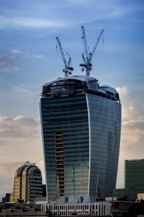 London's Walkie Talkie