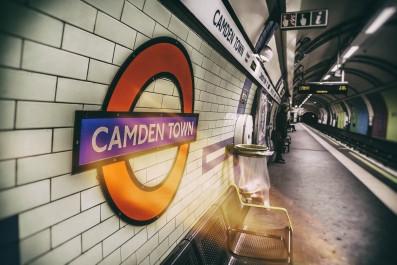Camden Town Underground
