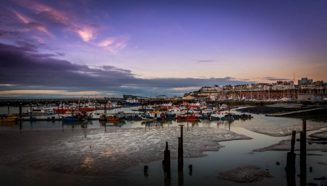 Ramsgate Harbour Sunrise