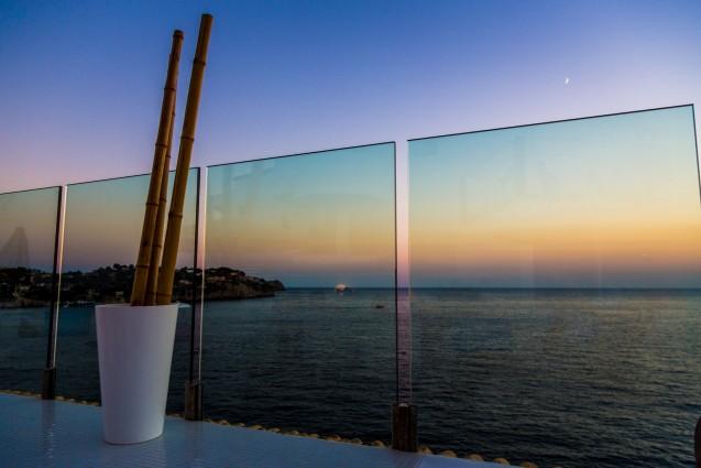 Bamboo on the Blue Bar Punta Del Mar, Santa Ponsa