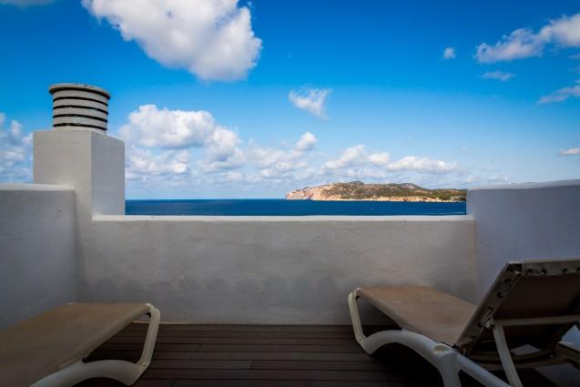 Punta Del Mar Junior Suite Balcony