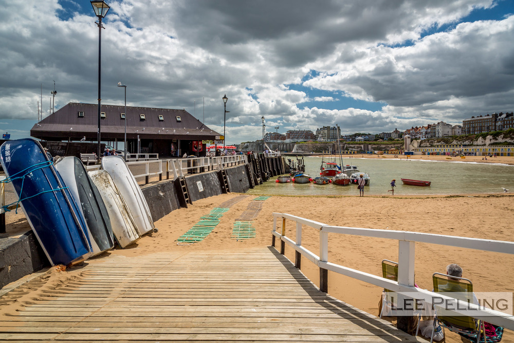 Broadstairs Sailing Club Slipway