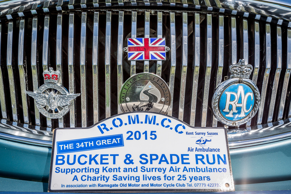Ramsgate Bucket and Spade Run 2015