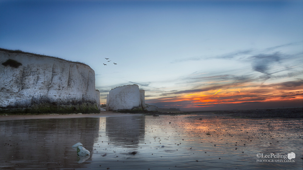Botany Bay Broadstairs, Kent.