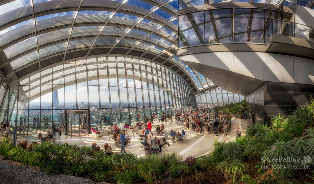 The Skygarden, 20 Fenchurch Street London