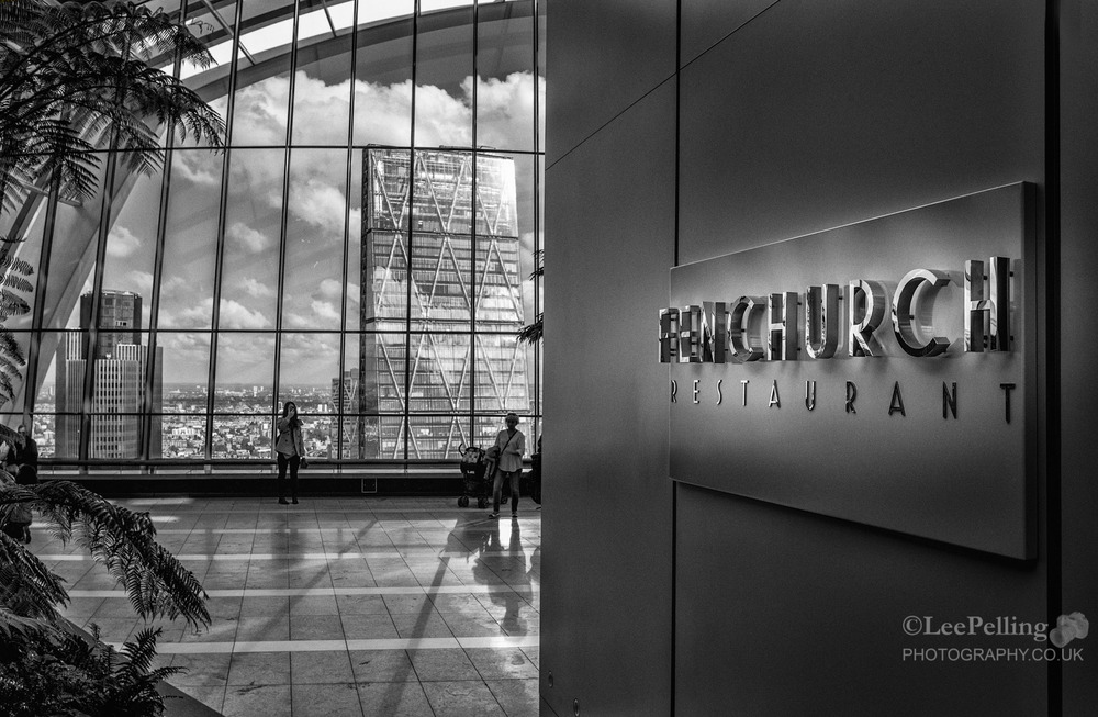 Fenchurch Restaurant at London Skygarden