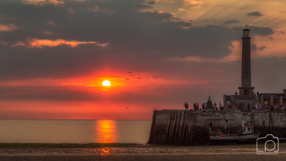 Margate Sunset