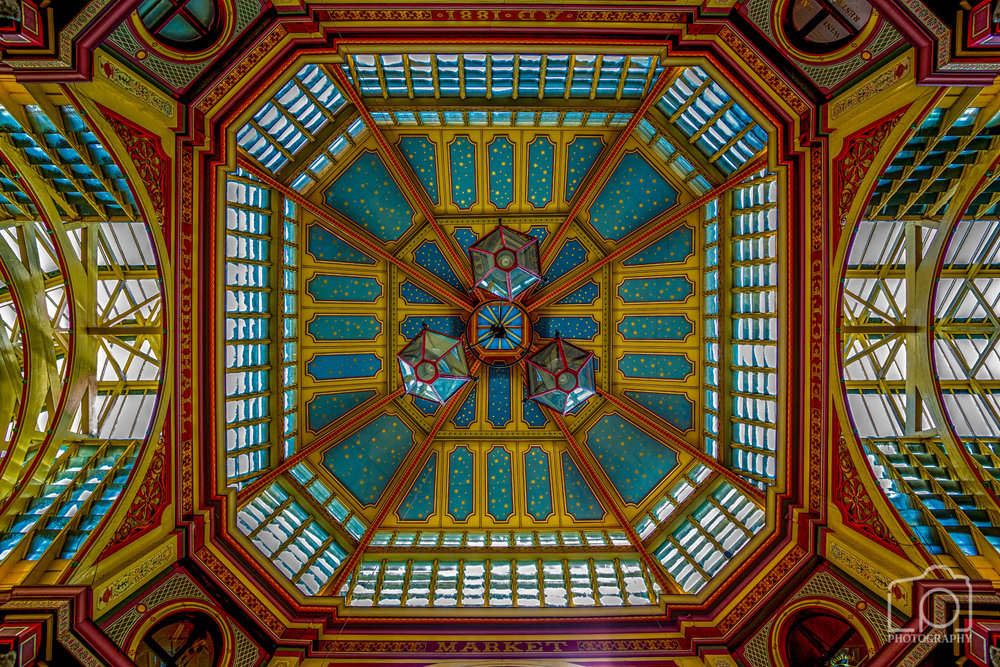 Leadenhall Market Ceiling - 9390