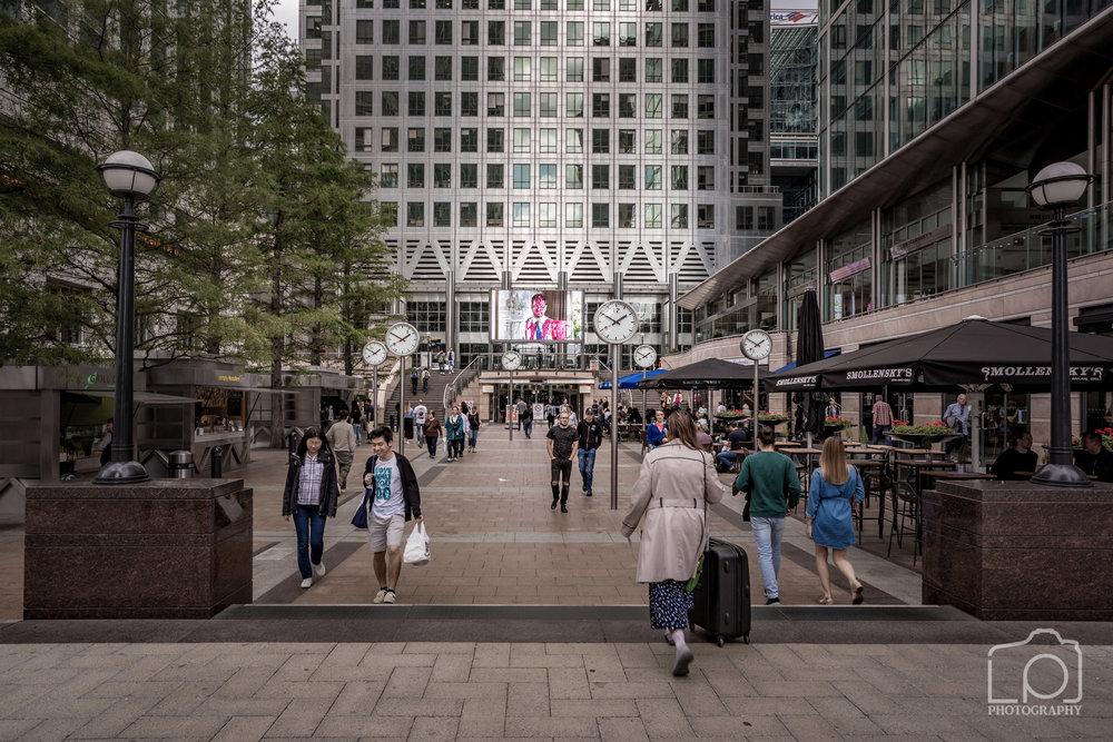 Canary Wharf - 9378