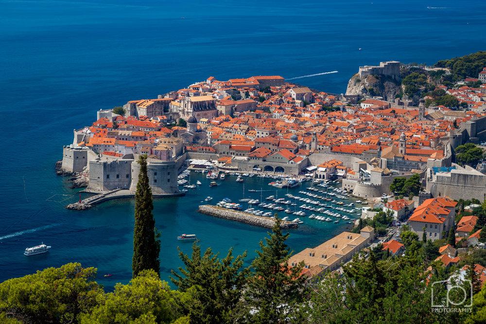Dubrovnik Old Town - 9462