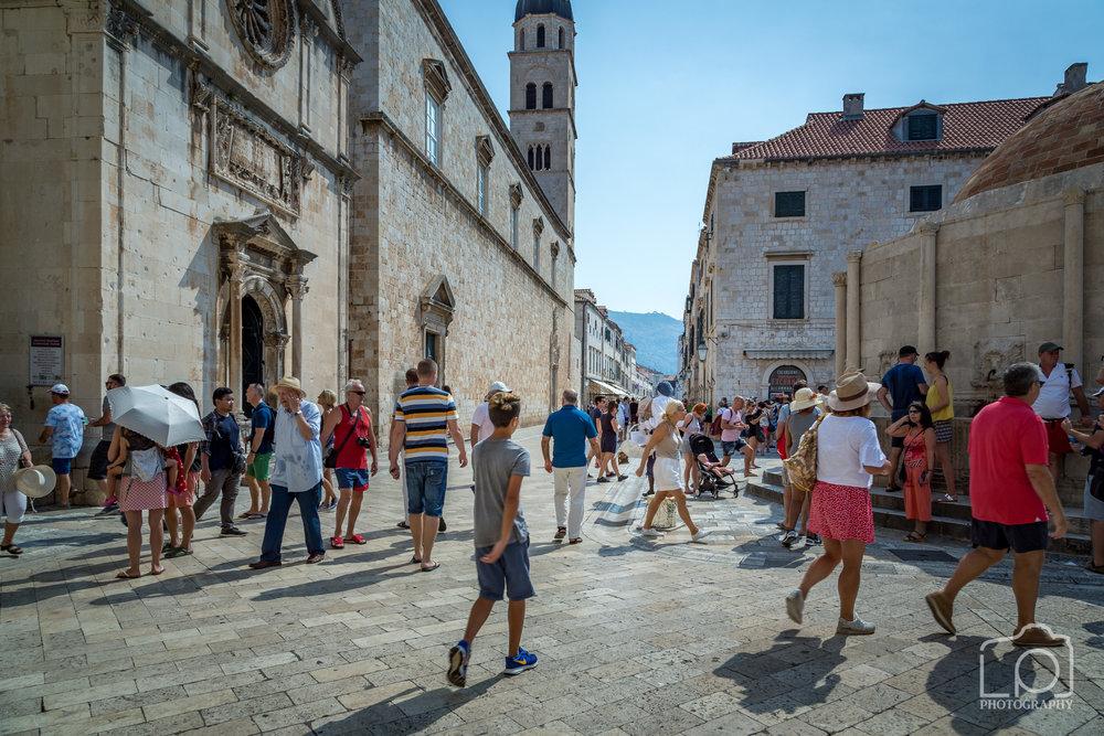Dubrovnik Old Town - 9516