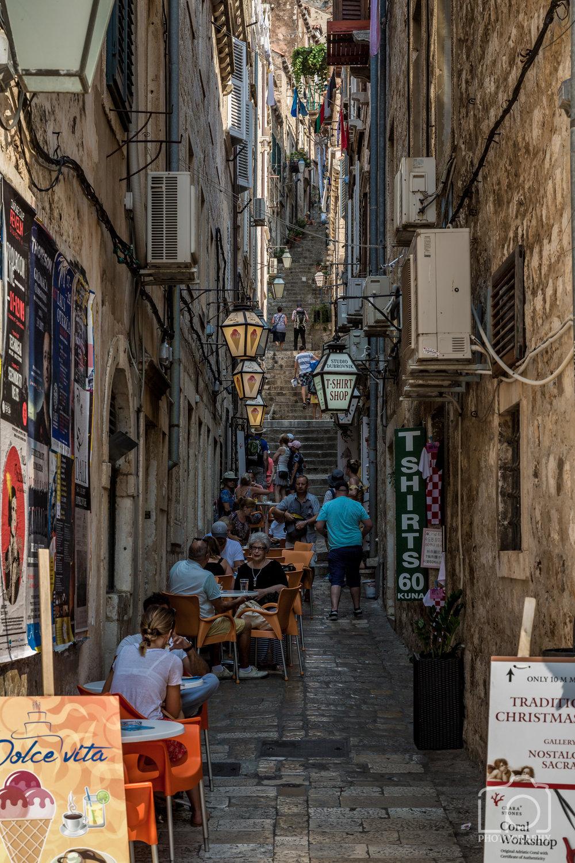 Dubrovnik Old Town - 9591