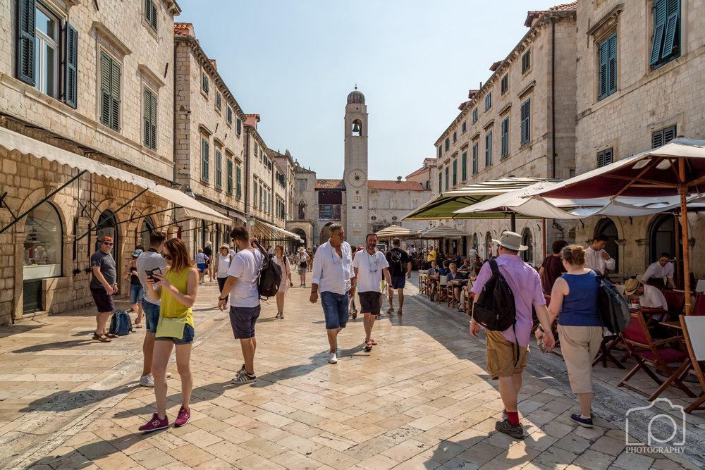 Dubrovnik Old Town - 9521