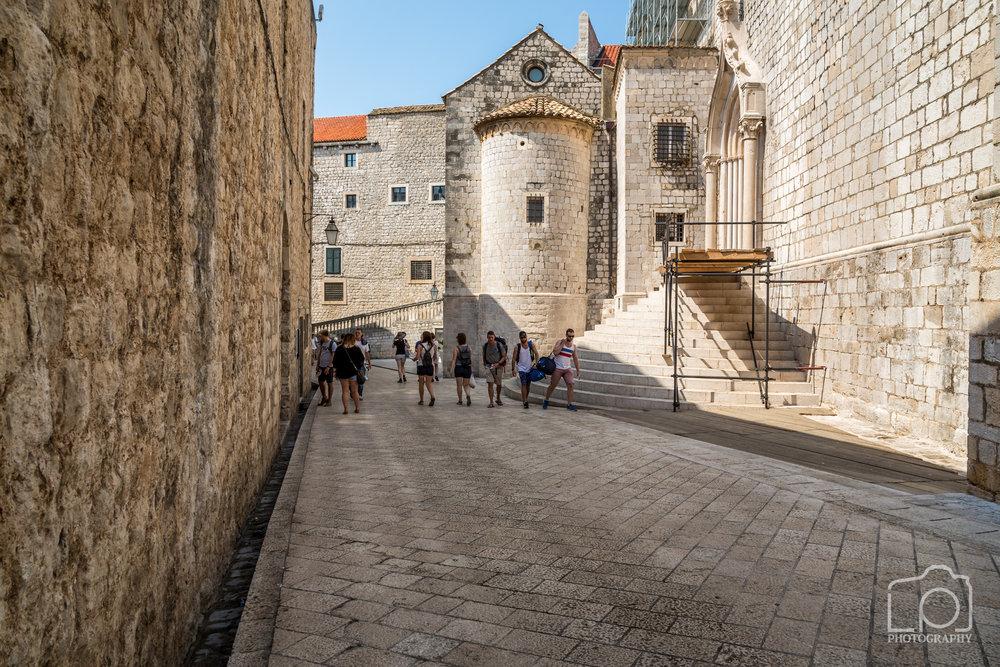 Dubrovnik Old Town - 9535
