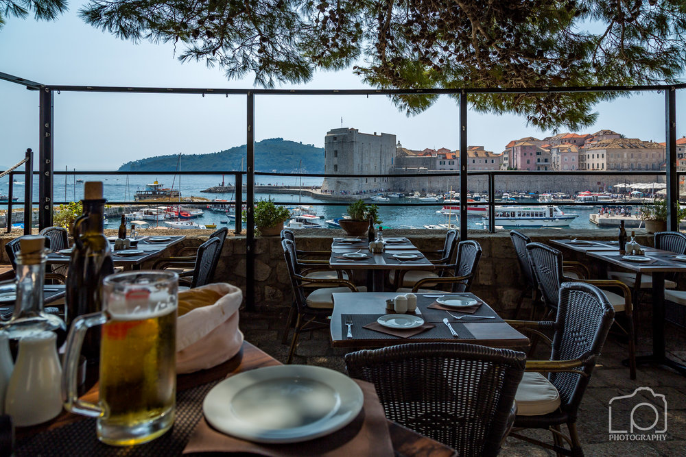 Dubrovnik Lunch - 9540