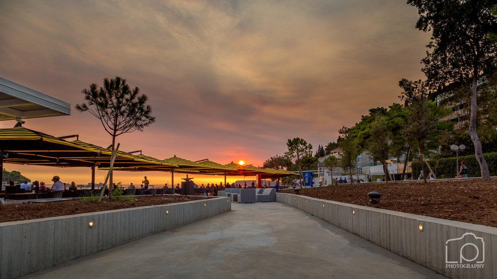 Lapad Sunset - 9592