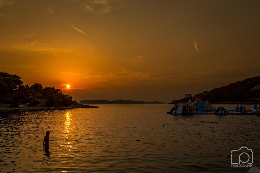 Lapad Sunset - 9643