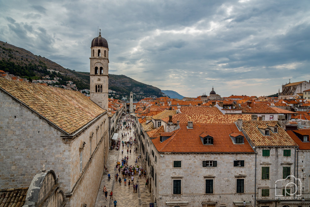 Dubrovnik Old Town - 9666